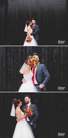 Colorful Festival Wedding at Tewin Bury Farm, Shot by London Alternative Wedding Photographer Wedding Shot, Farm Wedding, Wedding Venues, Dream Wedding, Tewin Bury Farm, Bride Groom Poses, Tythe Barn, Heart Pictures, Festival Wedding