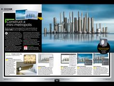 Mini metropolis - digital camera world July 2015 edition