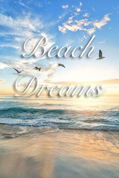 Beach Dreams in the Caribbean Beach Bum, Ocean Beach, Summer Beach, Beach Quotes, Ocean Quotes, I Love The Beach, Beach Signs, Am Meer, Beach Cottages