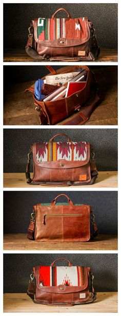 edbc87d8b0 Oaxaca messenger bag by WILL Leather Goods   STUNNING. We carry these at  our…