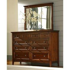 A-America Westlake 10 Drawer Master Dresser * Click image for more details.