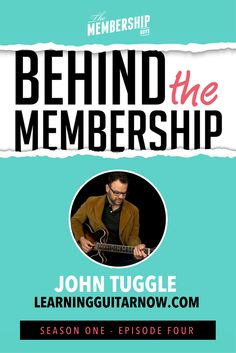 John Tuggle from Learning Guitar Now joins Callie on this weeks episode of Behind the Membership.    Learning Guitar Now has been around for over 10 years, starting out selling books, DVDs and standalone courses before adding a membership offering into the mix. John's membership now accounts for around 75% of his monthly income, with one-off product sales making up the rest and he has a lot of great experience to share with us…