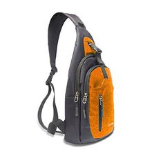 9789b1dc8817 CARQI Sling Bag Waterproof Shoulder Backpack Crossbody Purse for Hiking  Camping Men and Women Best Travel