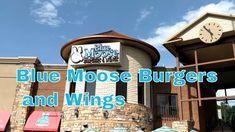 Blue Moose Burgers and Wings Pigeon Forge, TN Blue Moose, Tennessee Vacation, Pigeon Forge, Places To Eat, Burgers, Wings, Restaurant, Hamburgers, Diner Restaurant