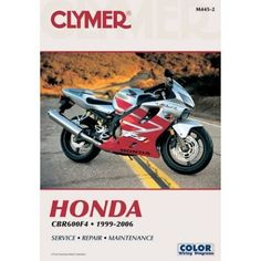 42 best motorcycle repair manuals images on pinterest repair clymer manual honda cbr600 f4 1999 2006 fandeluxe Image collections
