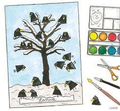 Die 170 Besten Bilder Von Tiere Im Winter Daycare Ideas