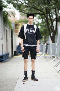 kim wonjung is a South Korean model