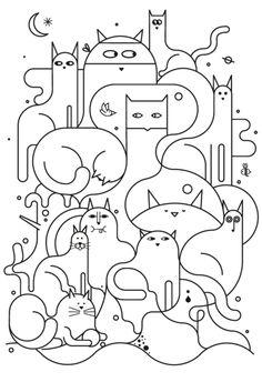 Cat mix...