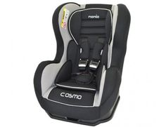 Cosmo SP Luxe Agora Black - Siège-auto groupe 0+/1  + Pare-soleil arrière