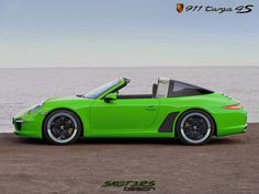 Targa not overly keen on Targa's but each to their own I suppose .