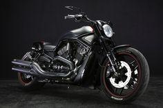 ROSDEE : [65] Harley Davidson 2012 VRSCDX 260 Wide Tire Custom image0
