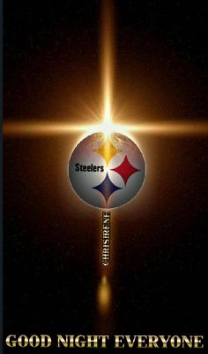 Pittsburgh Steelers Wallpaper, Pittsburgh Steelers Football, Pittsburgh Sports, Pitsburg Steelers, Steelers Stuff, Good Night Everyone, Steeler Nation, Wallpaper Space, Night Quotes