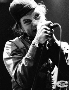 NOTHING BETTER THAN ANGRY VEDDER
