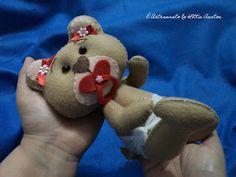 Baby Urso by Litta Santos  Visite: o blog http://littasantos.blogspot.com.br a fanpage: https://www.facebook.com/e.artesanato.by.litta.santos