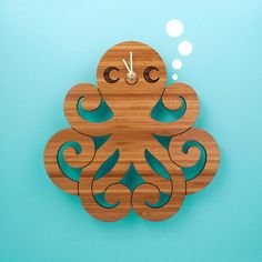 Says good for a kids room, I say good for my room! F Yeah cephalopods!