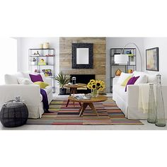 Willow Sofa in Sofas | Crate and Barrel
