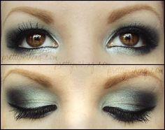 Prettymaking: EOTD/FOTD: Malachite