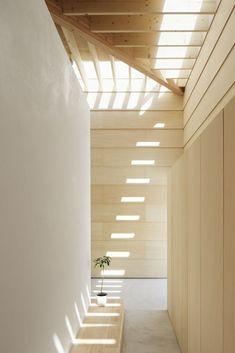 Light Walls House / mA-style Architects - Location: Toyokawa, Aichi Prefecture, Japan