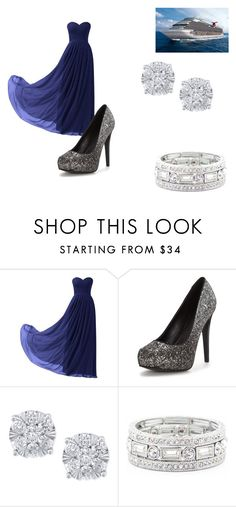 """""""cruise"""" by taylorlaw-1 on Polyvore featuring Remedios, Effy Jewelry and Sole Society"""