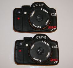 Canon Camera Cookies