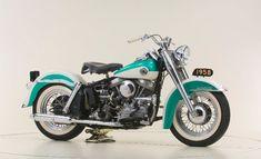 58 Duo Glide | biker excalibur II: 1958 Harley-Davidson FL Duo-Glide