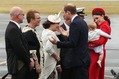 Kate Middleton - The Duke And Duchess Of Cambridge Tour Australia And New Zealand - Day 1