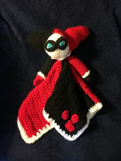 Harley Quinn and others- Amigurumi Amigurumi Pinterest ...