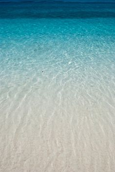 Sea ocean blue sand beach relax