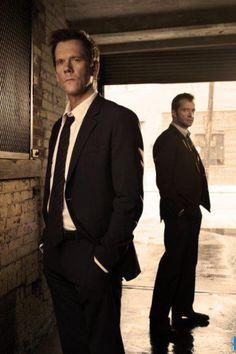 Ryan Hardy & Joe Carroll - The Following