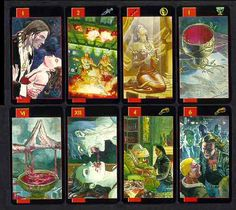 Gothic Tarot of the Vampires