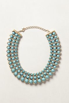 Graded Turquoise Necklace