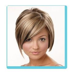 Layered Inverted Bob Hairstyles | Inverted bob with side bang