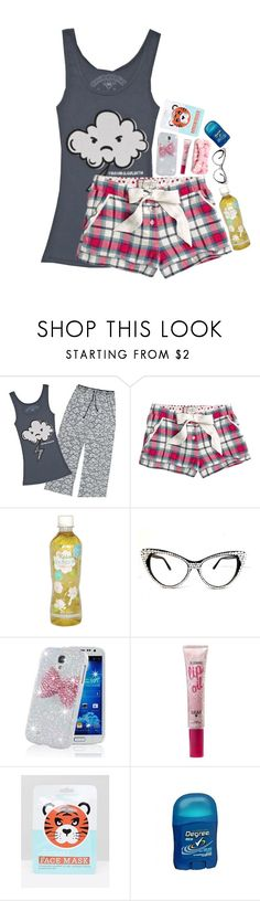 """""""Untitled #1238"""" by emmzizleez888 ❤ liked on Polyvore featuring Fat Face, Samsung, Hard Candy, Earth Therapeutics and vintage"""