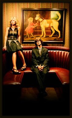 Over the Rhine. Great story, great music.