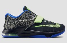 """Nike KD 7 """"Electric Eel"""" (Preview)"""
