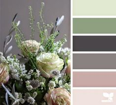 Michelle - Blog #Home #colors - #Spring Fonte : http://design-seeds.com/