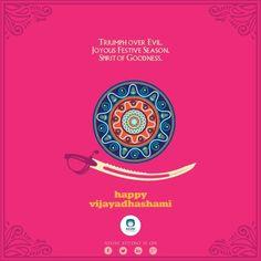 Creative Design for Vijayadhashami 2014.