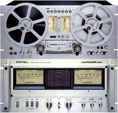 THEVINTAGEKNOB : vintage audio museum (via a time to get)