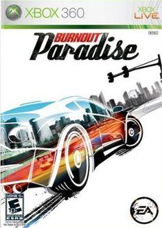 Amazon.com: Burnout Paradise: Xbox 360: Video Games