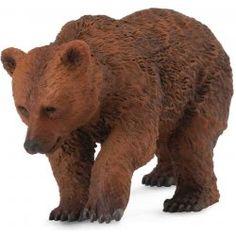 Collecta Medvěd hnědý mládě