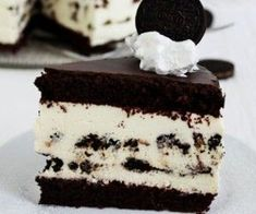 Egy finom Cseh krémes ebédre vagy vacsorára? Cseh krémes Receptek a Mindmegette.hu Recept gyűjteményében! Croatian Recipes, Hungarian Recipes, Oreo Cake, Cake Cookies, Other Recipes, Sweet Recipes, No Bake Cake, Cookie Recipes, Food And Drink