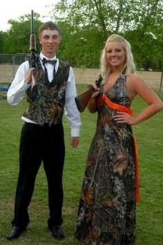 rednecks go to prom!