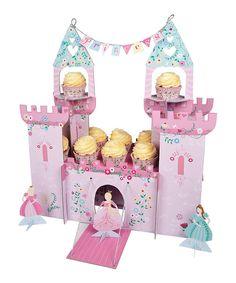 Loving this Meri Meri Pink  Blue I'm a Princess Centerpiece on #zulily! #zulilyfinds