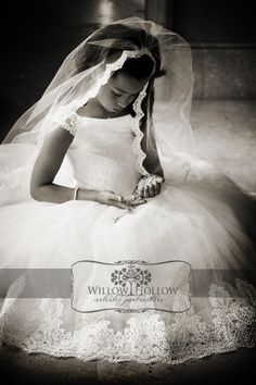 First Holy Communion: Sneek Peek {naples, fl first communion photographer}