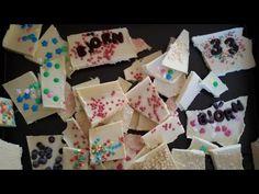 DIY Bruchschokolade selber machen, tolles Geschenk / Mitbringsel, kostengünstig, schnell, einfach! - YouTube