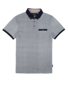 6ee5befd71589d Printed polo - Navy