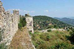Passavas Castle Laconia Peloponnese