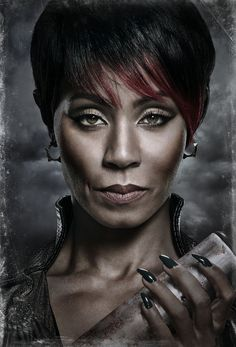 Jada Pinkett Smith as Fish Mooney in #Gotham - Season 1 #Set2
