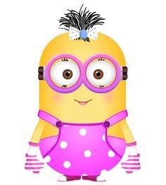 Scrapbooking Faeries: despicable me/minions Minion Rock, Girl Minion, My Minion, Minion Stuff, Funny Minion, Funny Jokes, Minion Theme, Minion Party, Minion Tattoo