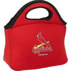 St Louis Cardinals Klutch Cooler Tote